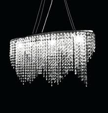 Contemporary Chandeliers For Dining Room Crystal Chandelier Island Light Lighting