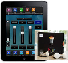 savant home automation supports philips hue smart led bulbs ce pro