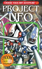 100 Ra Warehouse Project Amazoncom UFO Choose Your Own Adventure 27