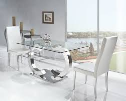 Modern Dining Room Sets Cheap by Compare Prices On Rectangle Glass Table Online Shopping Buy Low