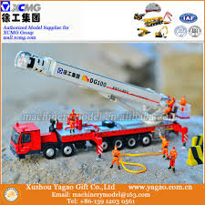 100 Fire Truck Model Kits 150 Scale Diecast Toy Replica XCMG DG100