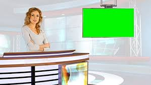 Amazon Virtual News Desks Volume 1 2 Bonus Studio Background