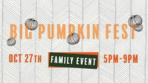 Pumpkin Patch Daycare Fees by Big Pumpkin Fest U2014 Tfc