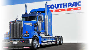 New Truck Customisation - Southpac Trucks