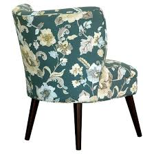 Burke Slipper Chair With Buttons by Lauren Curved Back Slipper Chair Target