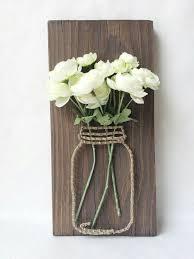 The Best DIY Projects Ideas And Tutorials Sewing Paper Craft Diy Crafts Mason Jar String Art Rustic By UnpolishedandPretty