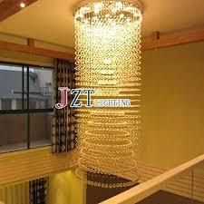 Large Hanging Lamp Ikea by Large Crystal Pendant Lighting M Led Lamps Long Crystal Pendant