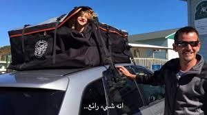 coffre de toit pliable imperméable pour voiture avec ou sans barre