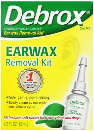 debrox earwax removal kit 1 kit 0 5 fl oz 15 ml rite aid