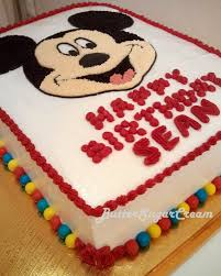 ButterSugarCream Cupcakes and Delectables by Gerry Mickey Mouse