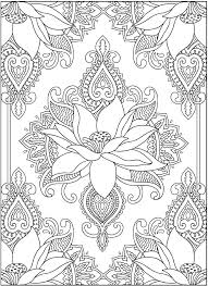 Welcome To Dover Publications Creative Haven Magnificent Mehndi Designs Coloring Book Artwork By Marty