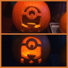Minion Carved Pumpkins by Free Pumpkin Carving Patterns Scar From The Lion King Pumpkin