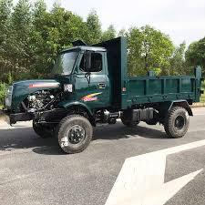 100 Diesel Small Truck Hl134 5t 4x4 65hp Farm 4 Cylinder 4x4 Mini