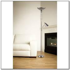 Restoration Bronze Torchiere Floor Lamp by Bronze Torchiere Floor Lamp With Reading Light Lamps Home