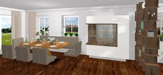 modernes wohn esszimmer in ried in der riemark tischlerei