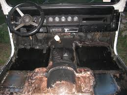 Jeep Xj Floor Pan Removal by Floor Pan Replacement Or Patch Jeep Wrangler Forum