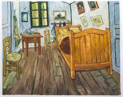 Vincents bedroom in Arles Van Gogh Museum Oil Painting Reproduction