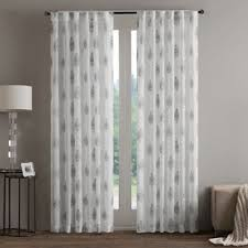 Bed Bath And Beyond Sheer Window Curtains by Buy Scarf Panel Curtains From Bed Bath U0026 Beyond
