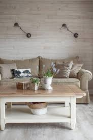 natürlich renoviert und dekoriert das wohnzimmer ist fertig