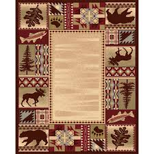 American Rhythm National Preserve Area Rug
