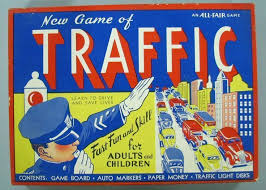 New Game Of Traffic