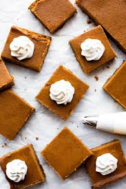 Libbys Pumpkin Pie Mix Cookie Recipe by Easy Pumpkin Pie Bars Sallys Baking Addiction