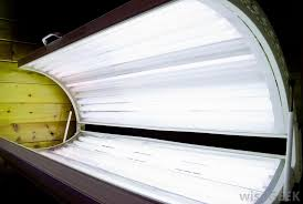 how can i treat a tanning bed sunburn with pictures