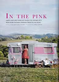 In The Pink Vintage CaravansVintage Travel TrailersVintage CampersTeardrop