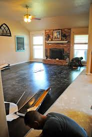 Grip Strip Vinyl Flooring by I Should Be Mopping The Floor Installation For Luxury Vinyl Floors