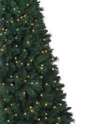 5ft Black Pre Lit Christmas Tree by Artificial Corner Christmas Tree Treetopia