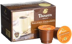 Panera Pumpkin Spice Latte Release Date by Panera Bread Salted Caramel Single Serve Cup 12 Count