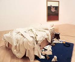 Tracey Emin My Bed by Tracey Emin Talking Beautiful Stuff
