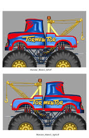 Monster Truck Mater — Paul Conrad