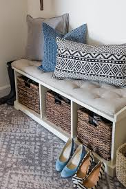Merrick's Art // Style + Sewing For The Everyday GirlMerrick At ... Fniture Entryway Bench With Storage Mudroom Surprising Pottery Barn Shoe And Shelf Coffee Table Win Style Hoomespiring Intrigue Holder Cushion Wood Baskets Small Wooden Unbelievable Diy Satisfying Entry From Just Benches Acadian