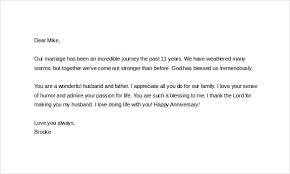12 Love Letter Templates to My Husband – Free Sample Example