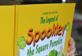 Spookley The Square Pumpkin by Spookley The Square Pumpkin Inspired Drawing Kids Steam Lab