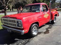 100 Little Red Express Truck For Sale 1979 Dodge Lil Dodge S Old Dodge