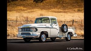 1959 Dodge D100 Used Cars - Concord,CA - 2015-12-02 - YouTube 1959 Dodge 100 4x4 Panel Truck The Hamb Truck A Rare That Was Flickr Pictures Of D100 Utiline Pickup 1024x768 1957 For A Lover Hot Rod Network File1959 24930442jpg Wikimedia Commons Sweptside Restoration Parts Catalog Awesome 28 Images Sweptline T207 Kissimmee 2011 Stock 815589 Sale Near Columbus These Eight Obscure Trucks Are Vintage Design Classics