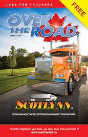 OTR March 2018 By Over The Road Magazine - Issuu Trucking Distribution Logistics The Osborne Group Spot Freight Markets And Price Gouging Walmart Truckers Land 55 Million Settlement For Nondriving Time Pay Fest Fest_trucking Twitter Truckers Forum No Additional Penalties Walmart In Suit Legal Reader Layovercom Drivers Iws Trucking Company Driving Jobs Vs Lease Purchase Programs Mcelroy Truck Lines Inc Driver Job Thomas Transportation