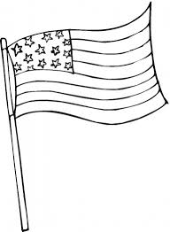 Coloring PageFlag Pages Flag American Page Printables