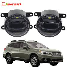 cawanerl for subaru outback legacy car accessories right left