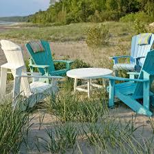 Polywood Adirondack Chairs Folding by Furniture Plastic Adirondack Chairs For Inspiring Outdoor