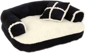 Aspen Pet Sofa Bed for Dogs & Cats Color Varies Chewy