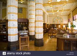 nouveau cafe restaurant prague deco imperial hotel