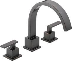 Delta Garden Tub Faucet Removal by Delta T2753 Vero Roman Tub Trim Chrome Two Handle Tub Only