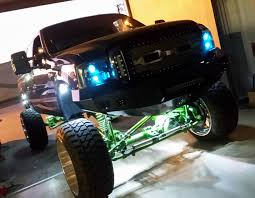 F-250 Quad Retrofit Headlight Build   Superior Mobile By 13 - Custom ... Wheel Offset 2011 Toyota Tacoma Super Aggressive 3 5 Suspension Lift Golf Cart Underglow Led Kit Single Color Boogey Lights Love That Underglow Duramax Gm Trucks Pinterest Tacoma 7 New Version 50 Smd Strip Under Car Truck Ledglow 6pc Green Smline Underbody Underglow Lighting Kits 4 Pods Rock Ampper Waterproof Neon 132 Snap Tite Freightliner With Trailer 85 1981in Model Pod Mini Rgb Kit Bluetooth App Control Light Oracle Chaing Illumination Used Video Game Trailers Vans For Sale Part 2