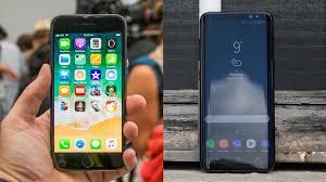 iPhone 8 vs Samsung Galaxy S8 Can Apple s latest slay Samsung s