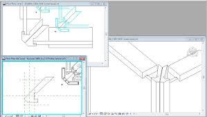 curtain wall corner plan detail integralbook com