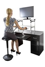 Standing Desk Conversion Kit by 7 Best Adjustable Computer Keyboard Stand Images On Pinterest