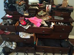 25 Lighters On My Dresser by Cutting The Clutter Konmari Method 12 Oaks